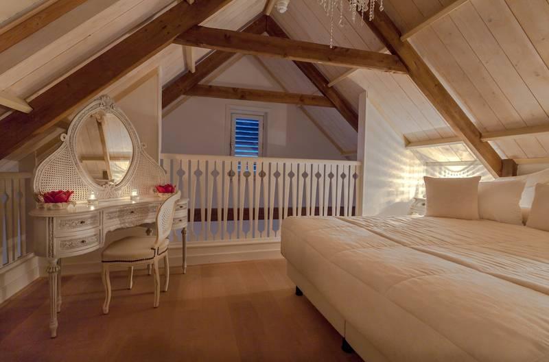 Landgoed Westerlee romantische kamer