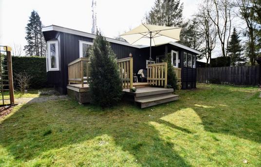 Vakantiehuis Garderen met omheinde tuin