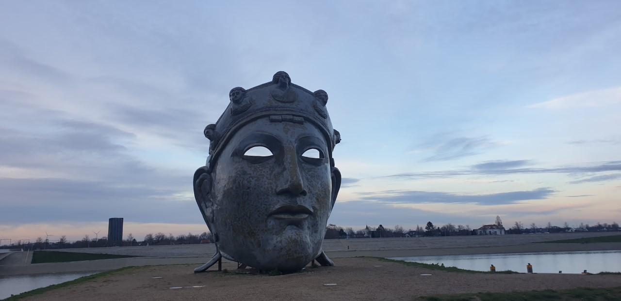 Gezicht van Nijmegen