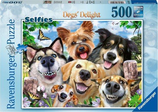 Honden puzzel