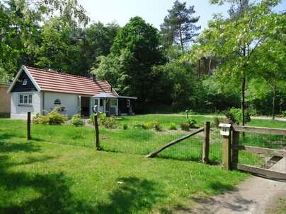 Vakantiehuis Beekbergen met omheinde tuin