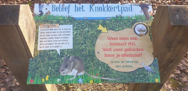 Natuurgebied de Knokkert