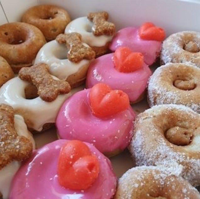 Honden donuts
